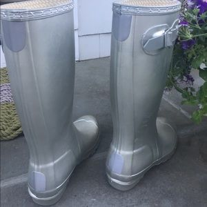 Hunter Other - Silver Hunter boots