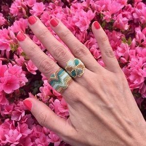Jewelry - Amazing Handmade Rings