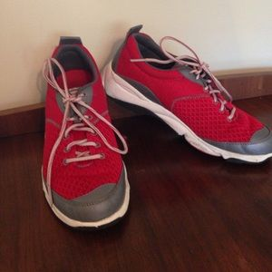 Raymond Weil Shoes - Red walking shoes