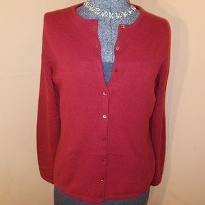 Lord & Taylor Sweaters - Lord & Taylor Cashmere cardigan