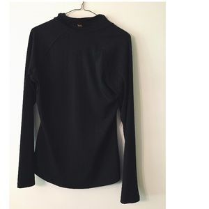 Lucy Sweaters - Lucy black workout Sweater
