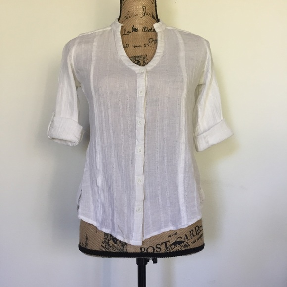 84 off rip curl tops rip curl v neck button up shirt for V neck button up shirt