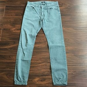 CNC Costume National Other - COSTUME NATIONAL Men's Slim Straight Cuffed Jeans