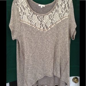 Mine Too Tops - Cute Trendy Pullover Top Size 3XL