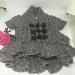 Little Lass Other - Little lass short sleeve sweater