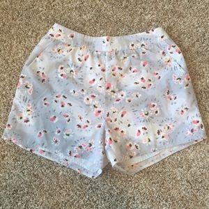 LC Lauren Conrad Pants - Re-poshing Silky flowy shorts