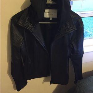 Athleta Jackets & Blazers - SPECIAL EDITION Derek Lam Athleta leather jacket