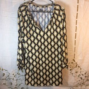 Mud Pie Other - Mudpie beach tunic cover up