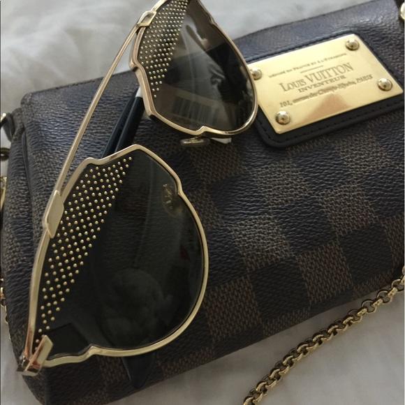 b01e4bb177b FLASH SALE- 🚨Dior So Real Studded Sunglasses