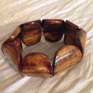 Jewelry - Wood bracelet