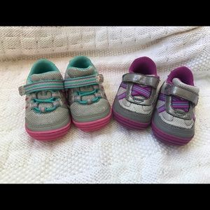 Stride Rite Other - 2 pairs of Surprize by StrideRite Shoes Size3 Girl