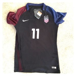 USA women's soccer Jersey **name spelled wrong**