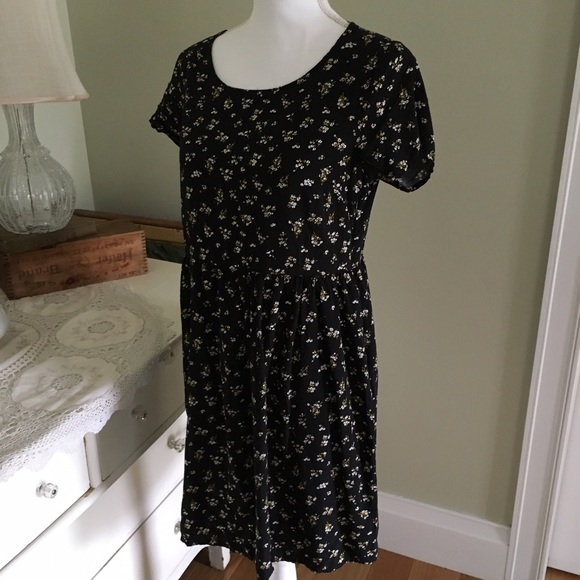 off Old Navy Dresses & Skirts Old Navy Black Baby