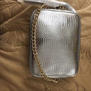 Victoria secret bag gold chain