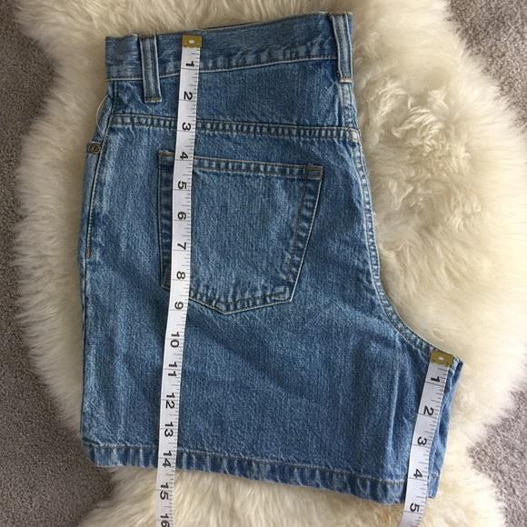 Faded Glory Shorts - Woman's Denim Short . Size 6