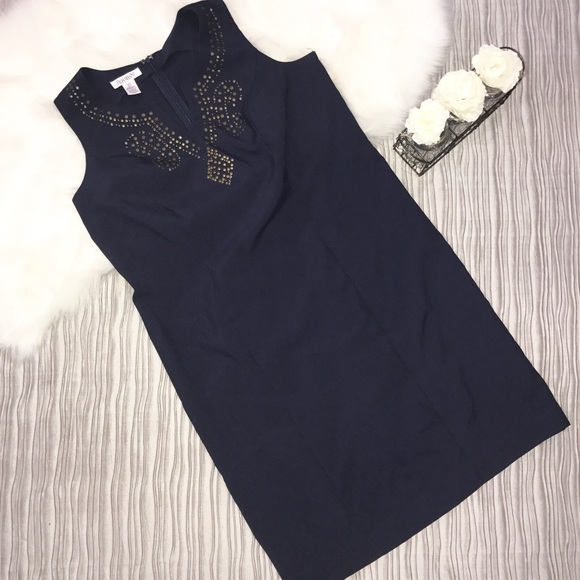 d09c0e4e1a52a Roaman's Dresses | Plus Size Roamans Studded Career Dress | Poshmark