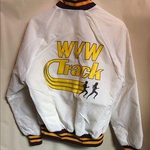 Vintage Other - Vintage  80's Nylon Coach/ Bomber Track Jacket