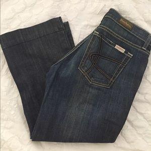 David Kahn Denim - David Kahn Cropped Jeans