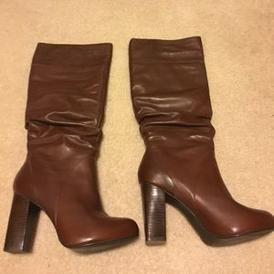 Boston Proper Leather boots