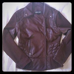 Rare 'Members Only' Moto Jacket! Circa 1980's-90's