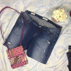torrid Denim - Torrid Boyfriend Medium Wash Jeans