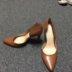 Merona pointed heels