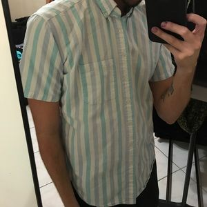 Striped American apparel shirt