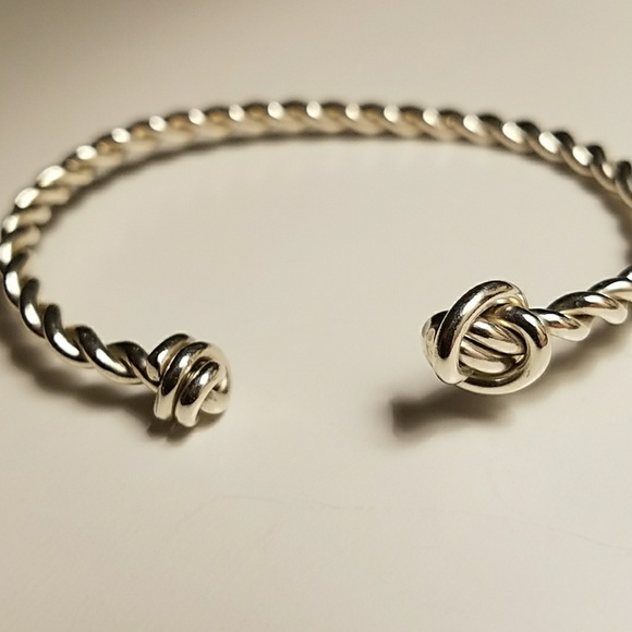 90 jewelry braided knot adjustable bracelet from