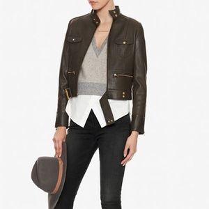 Iro Broome Leather Jacket