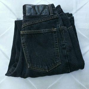 Esprit Denim - Vintage Espirit 90s High Waist Tapered Leg Jeans
