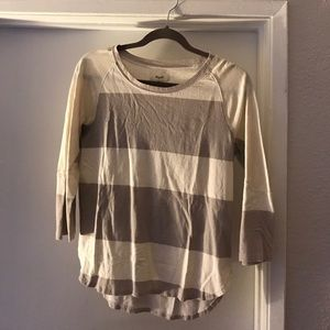 Madewell Rugby Top 3/4 Sleeves