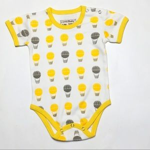 L'ovedbaby Other - L'oved Baby Organic Hot Air Balloon Onesie