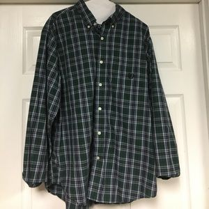 Men's Chaps long sleeve button up
