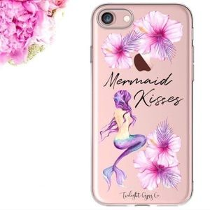 Twilight Gypsy Collective Accessories - Mermaid Kisses iPhone Cases