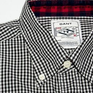 Gant Other - Gant Rugger Men's button up shirt Gray Black check