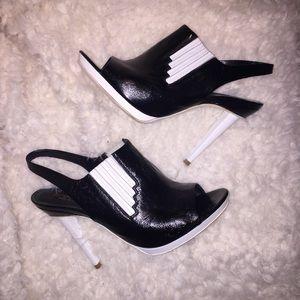 Sergio Rossi Shoes - Sergio Rossi SZ 10.5 Heels