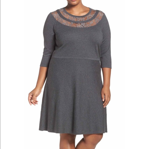 Vince Camuto plus size dress