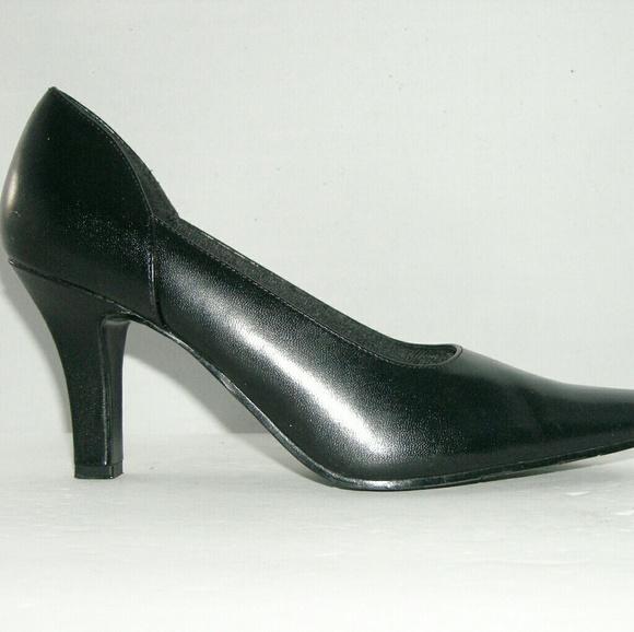 Black Fiber Stride Life Shoes