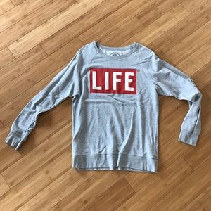 Altru Sweaters - LIFE Mag Pullover Crew Neck Sweater