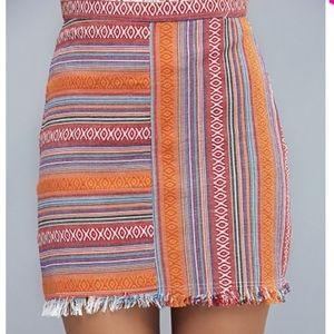 Dresses & Skirts - ✴️ High waisted orange Skirt ✴️