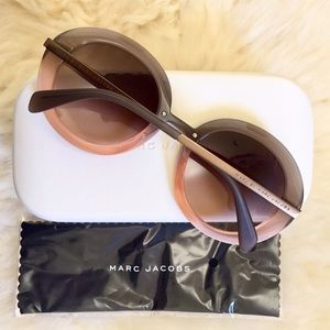 Marc by Marc Jacobs Accessories - Marc By Marc Jacobs Ombre Oversized Sunglasses