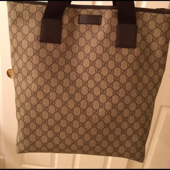62c30e3d54ad Gucci Bags | Gg Tote Bag | Poshmark