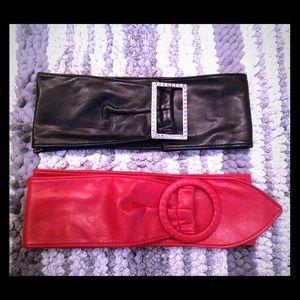 Accessories - Super Soft Waist Belt Bundle