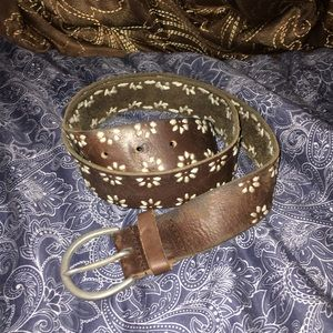 Aeropostale Accessories - Genuine leather belt
