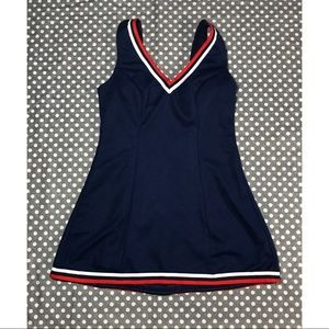 Sears Other - Vintage Bathing Suit top- Size 12