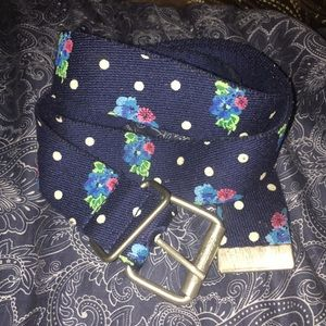 Aeropostale Accessories - Adorable floral belt