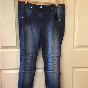 Bisou Bisou Denim - Bisou Bisou Bohot Jeans