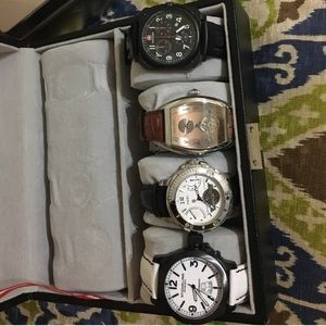 MENS WATCHES IN LIKE NEW CONDITION