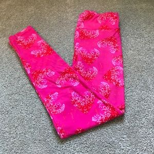 LuLaRoe Pants - Lularoe OS yoga band leggings
