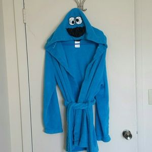 Sesame Street Other - Cookie Monster Robe